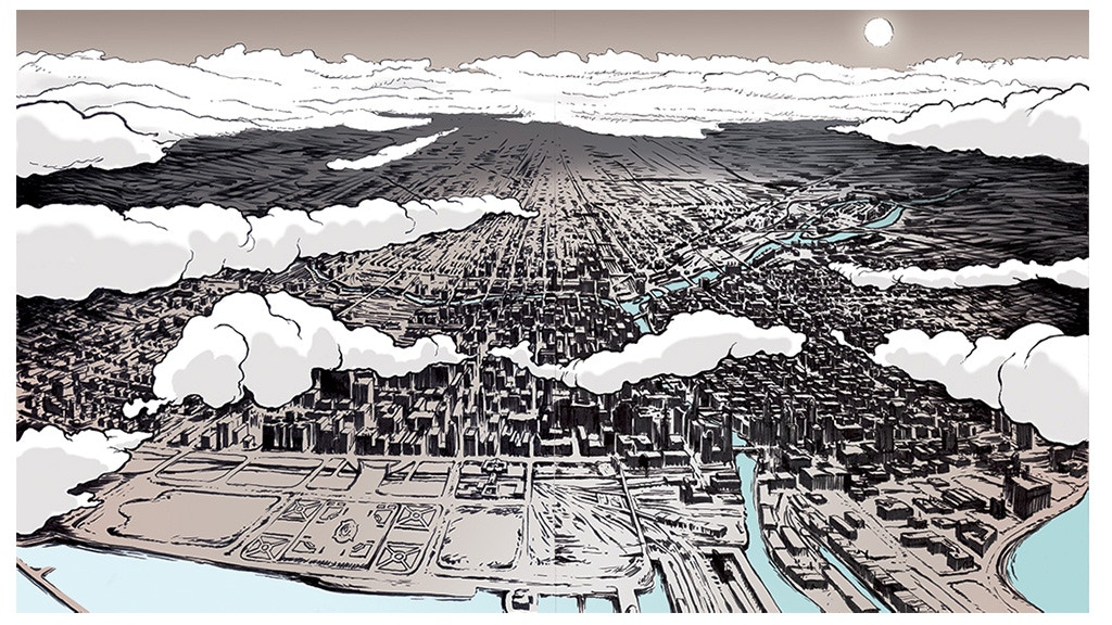 No Small Plans: A graphic novel adventure through Chicago project video thumbnail