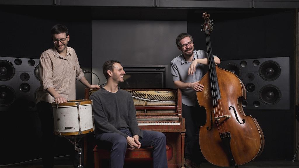 Projet d'album jazz Les rêves errants, Trio Jonathan Turgeon project video thumbnail