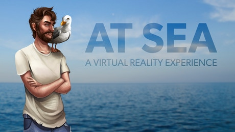 At sea a virtual reality short film experience by luke for Virtual reality fishing