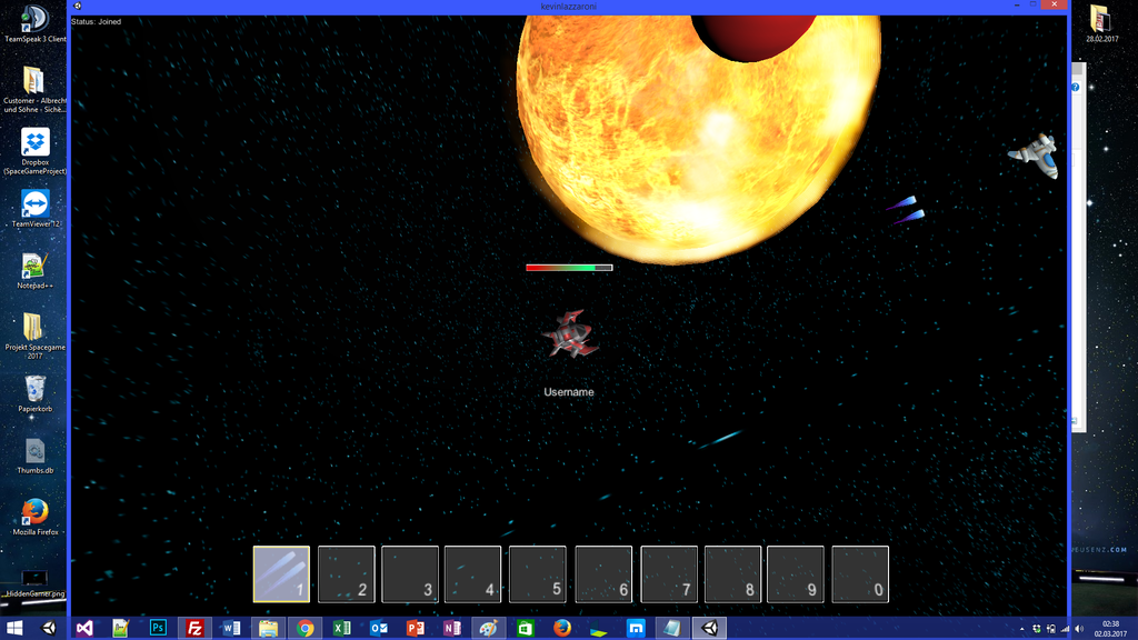 Project image for Spacegame Browsergame (Canceled)