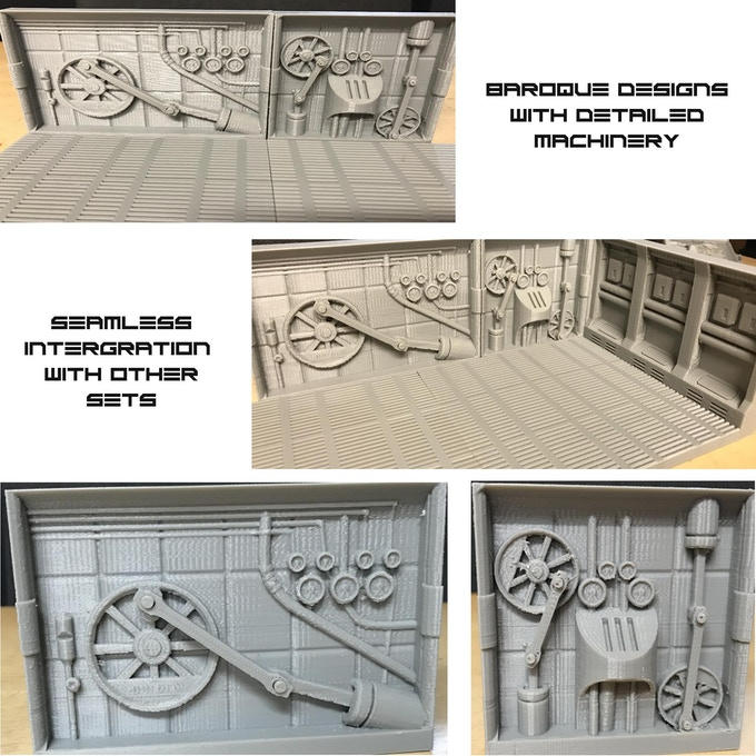 Steampunk Prototypes - designs to be confirmed