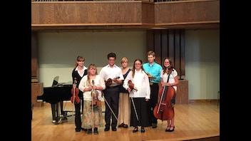 Mt. Blanca Summer Music Conservatory Scholarship Program