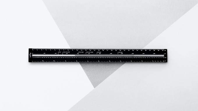 The ultimate ruler for creative people