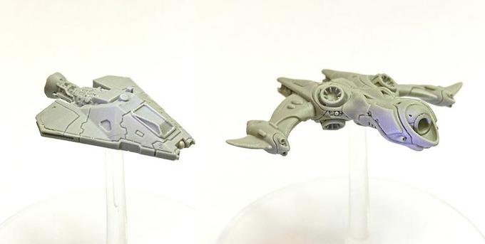 Final Resin Miniature