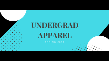 Undergrad Apparel