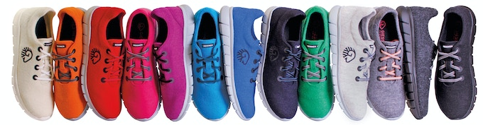 b26fd5817b9d67 Merino Runners - Woolen Comfort Shoes   13 different colors by ...