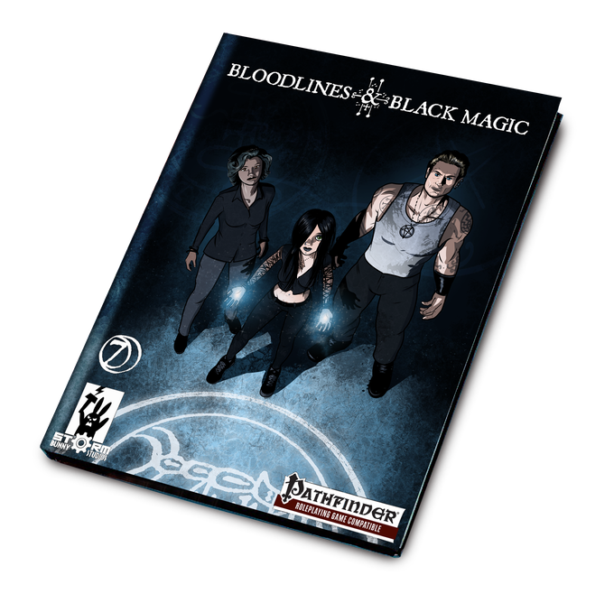 Bloodlines & Black Magic by Jaye Sonia — Kickstarter