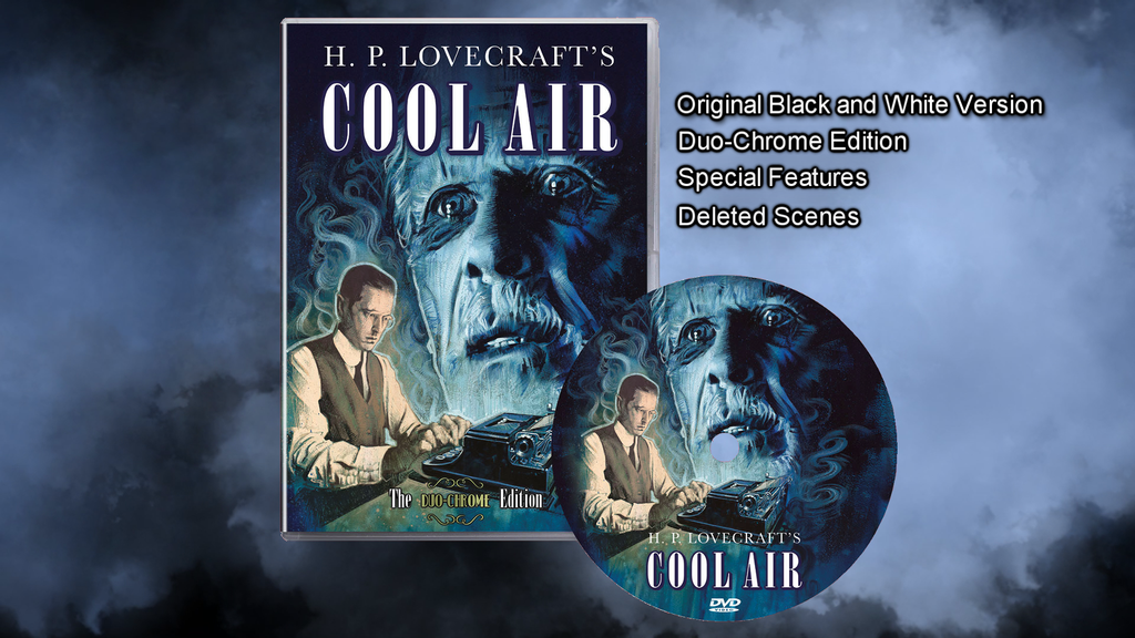 "H.P. Lovecraft's ""Cool Air"" DVD/Blu-ray release project video thumbnail"