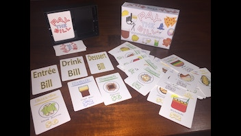 Pay The Bill - The Family Card Game