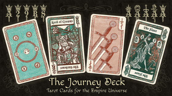 The Journey Deck - Empire Playing Cards