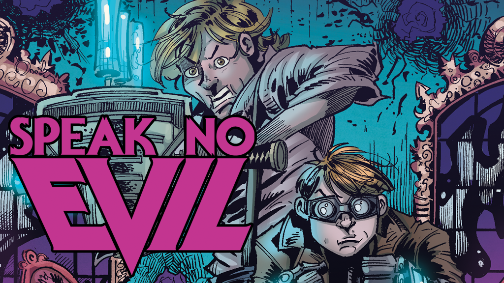 Speak No Evil - Issue #3 project video thumbnail