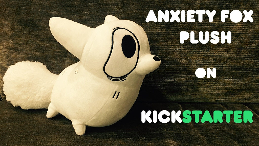 Bring Anxiety Fox to Life! project video thumbnail