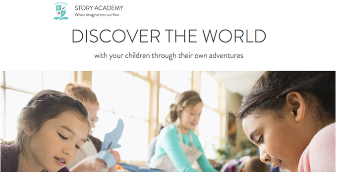 Welcome to Story Academy: Where imaginations run free!