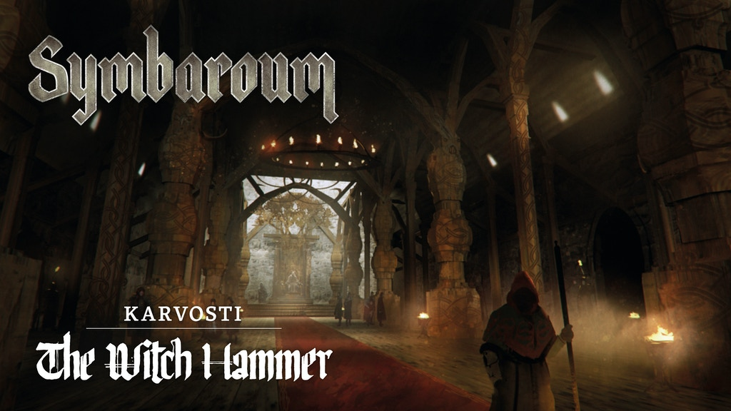 Symbaroum: Karvosti - The Witch Hammer project video thumbnail