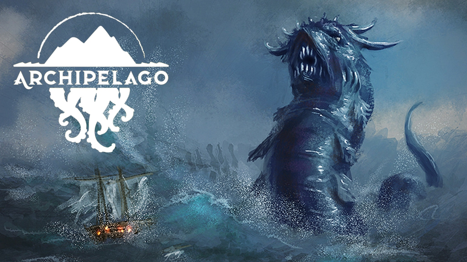 ARCHIPELAGO is a collaborative, competitive, serial fiction project full of pirates, monsters and world-changing magic - check it out!