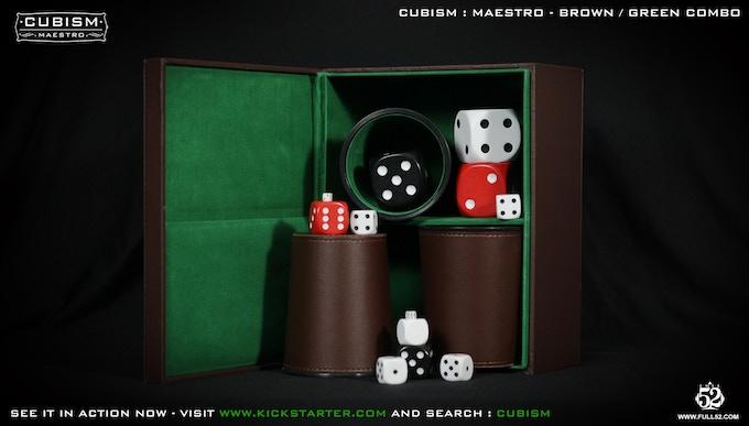 Brown / Green set