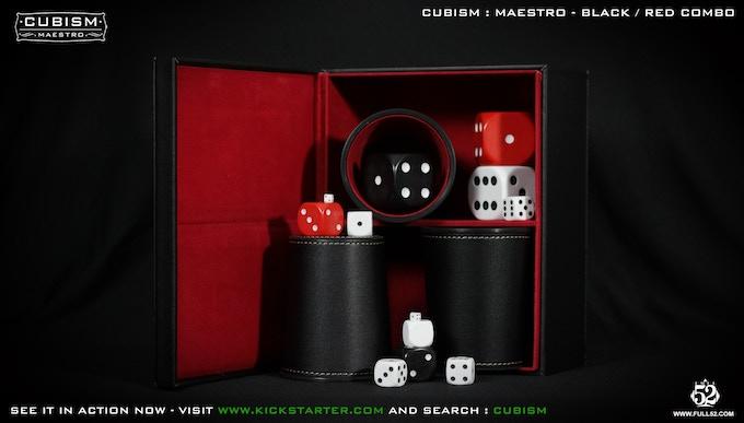 Black/Red set