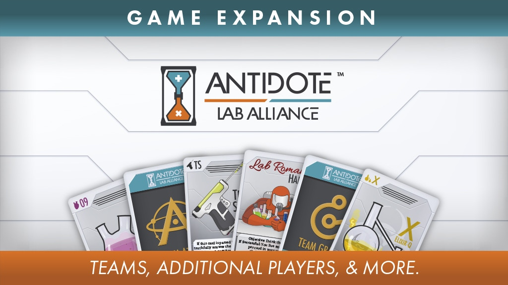 Antidote: Lab Alliance project video thumbnail