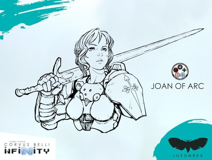 Joan of Arc Bust. Unlocked reaching 130,000$