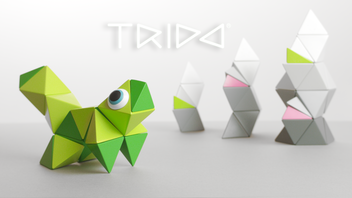 TRIDO® - Next Generation Magnetic Construction Toy