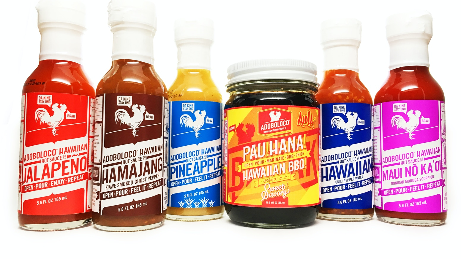 100% Natural Hawaiian Fusion BBQ Sauce. It's so 'ONO (delicious) your friends and family will ask for it again and again.