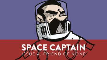 Space Captain: Issue 4