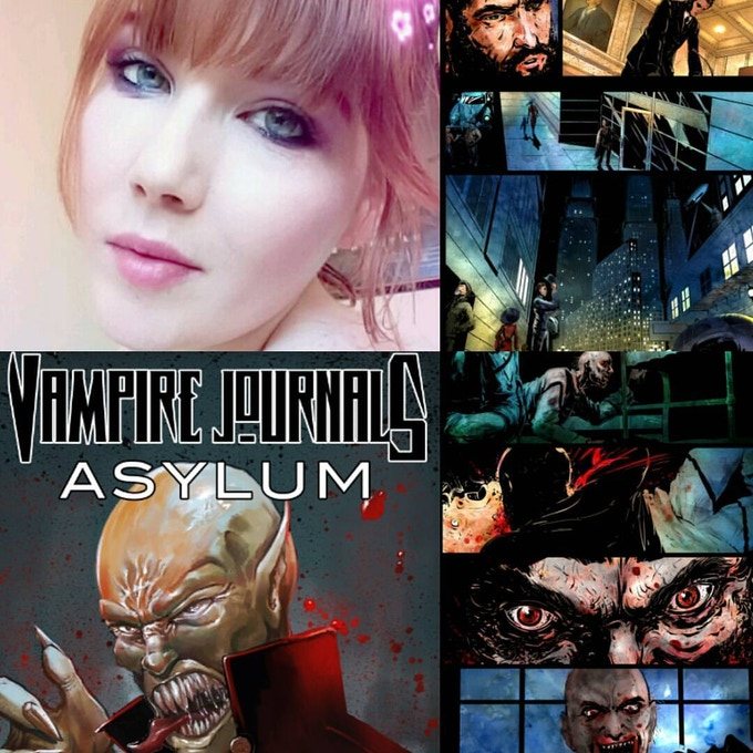 I am happy to bring you VJ:Asylum #1