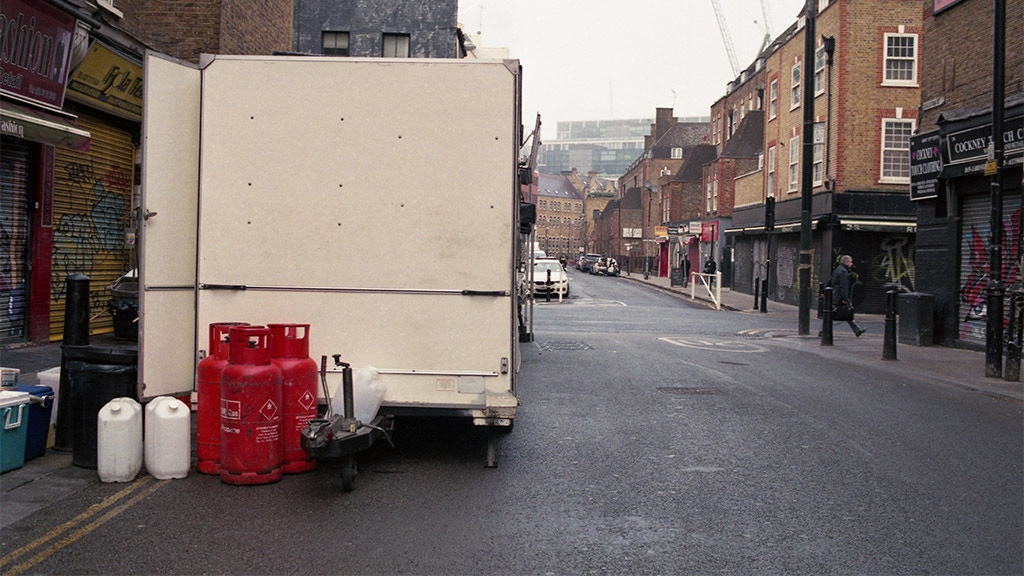 Petticoat Lane: an analogue photobook project video thumbnail