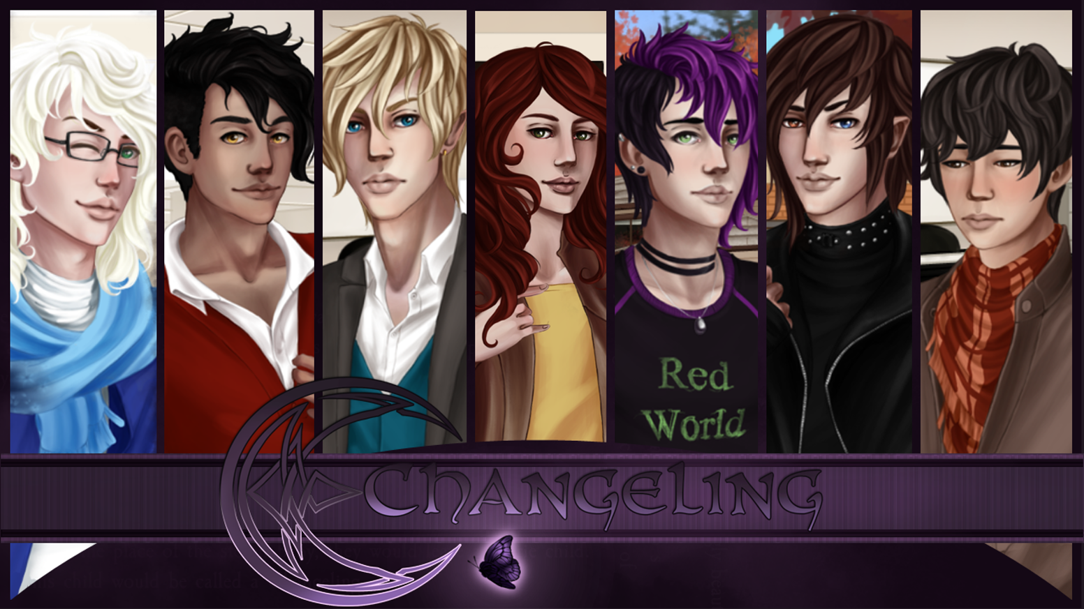 A visual novel that celebrates the absurdity of love and takes a humorous approach to tropes found in the fantasy & romance genres.