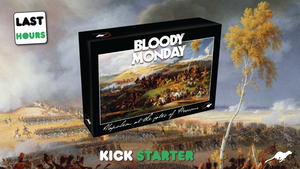 Bloody Monday, Napoleon at the Gates of Moscow project video thumbnail