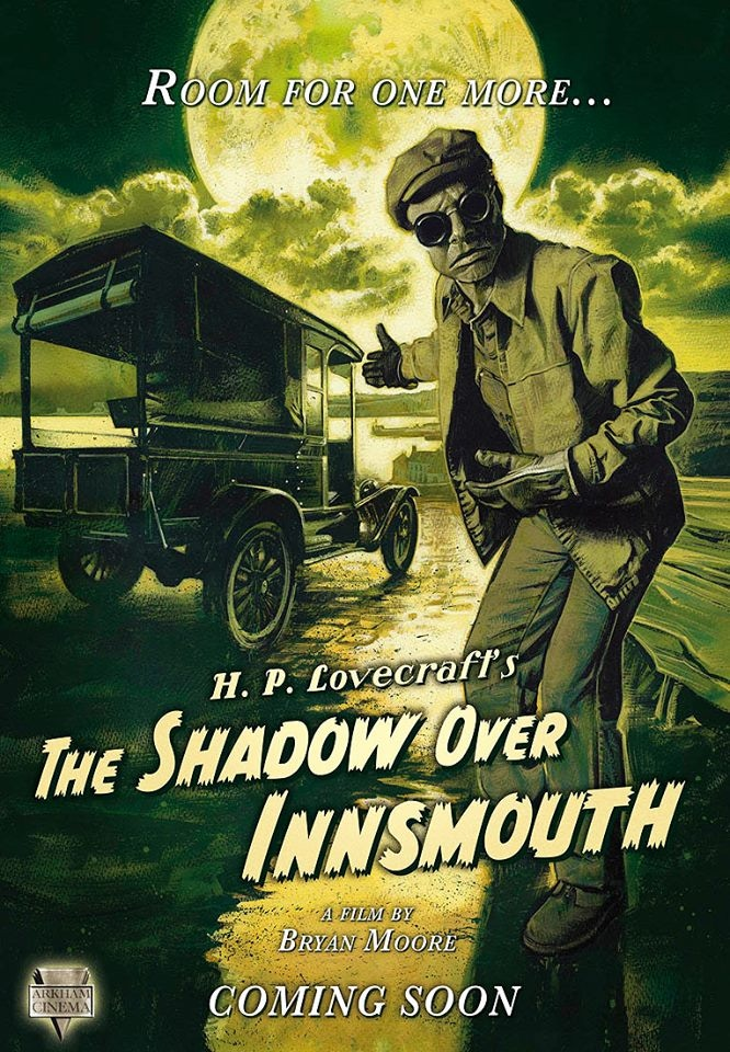 "H.P. Lovecraft's ""The Shadow over Innsmouth""...COMING SOON!!!"