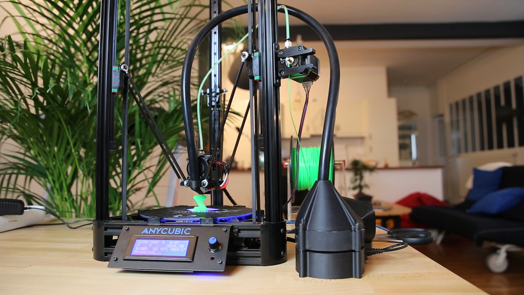 Zimpure - Filtering solution for 3D Printers project video thumbnail