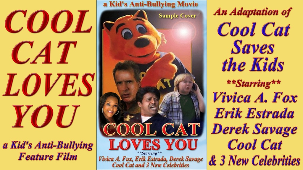 Project image for Cool Cat Loves You (Canceled)