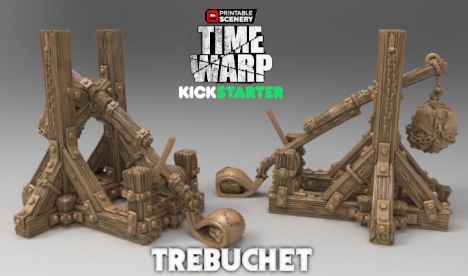The Trebuchet - Click to watch a quick video