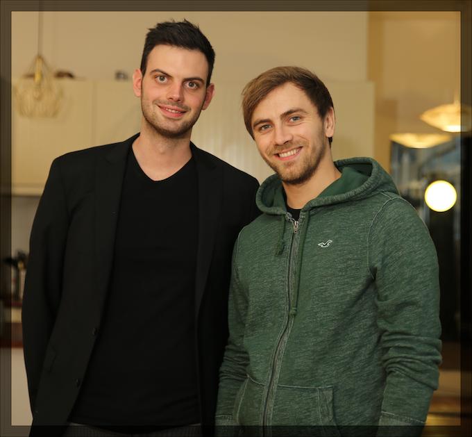 Antoine & Nicolas