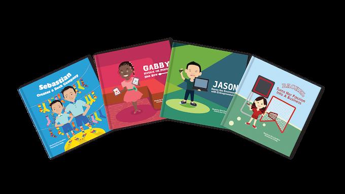 Introducing the Entrepreneur Kid book series!