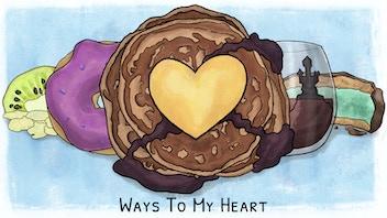 Ways To My Heart Alphabet Book