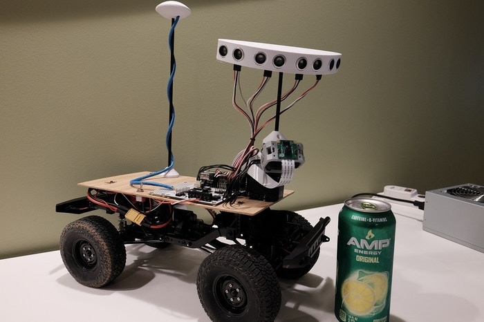 Robot Core - The Ultimate Raspberry Pi Robot Controller by Second