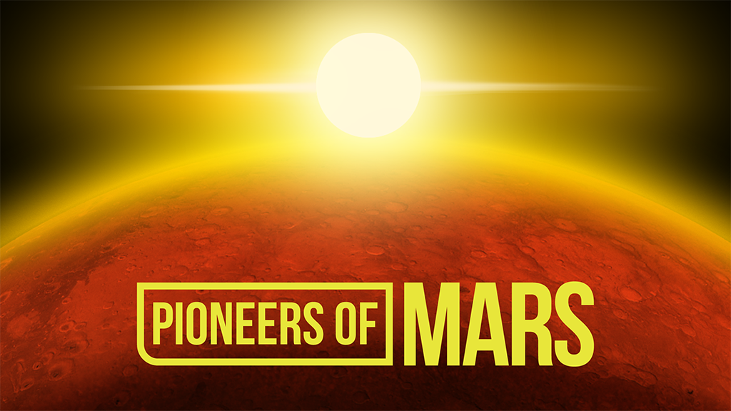 Pioneers of Mars project video thumbnail