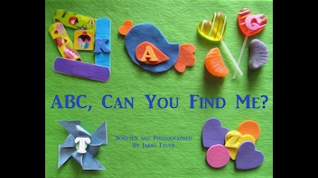 ABC, Can You Find Me? Find the hidden letters!