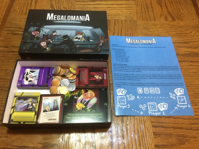 Megalomania by Last Minute Games — Kickstarter