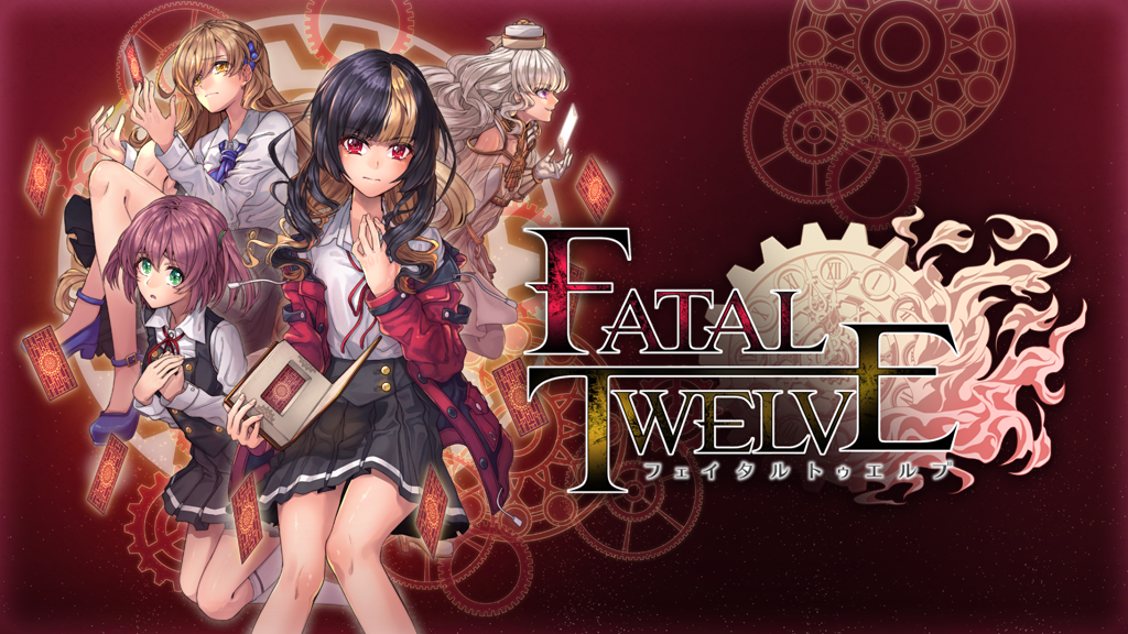 Fatal Twelve – The Thrilling Mystery Visual Novel project video thumbnail