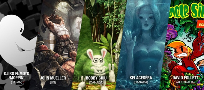 Our amazing international guests exhibiting and speaking at Chromacon 2017!