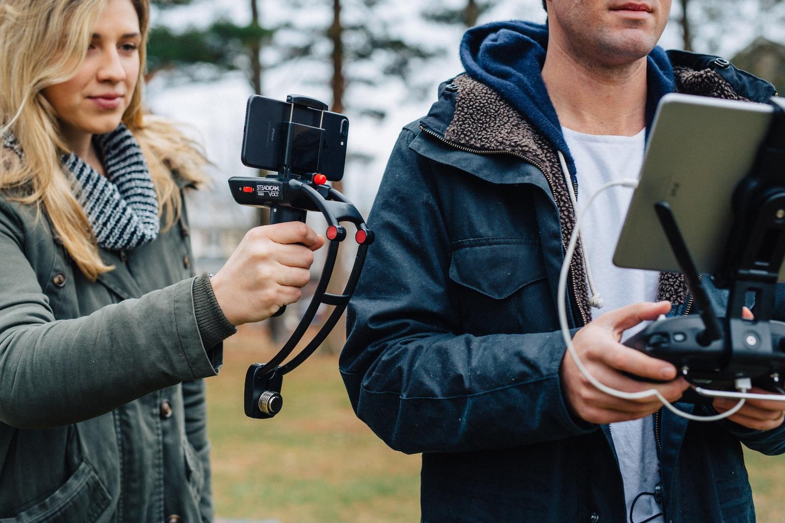 Steadicam Volt Smartphone Stabilizer | Shake-Free Videos