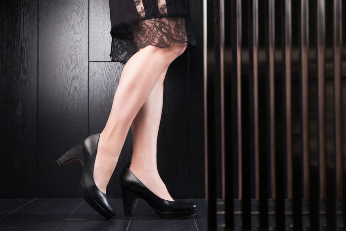 Balanced, beautiful and versatile 3.75 inch pump you can comfortably wear all day, every day. Created by a doctor for today's woman.