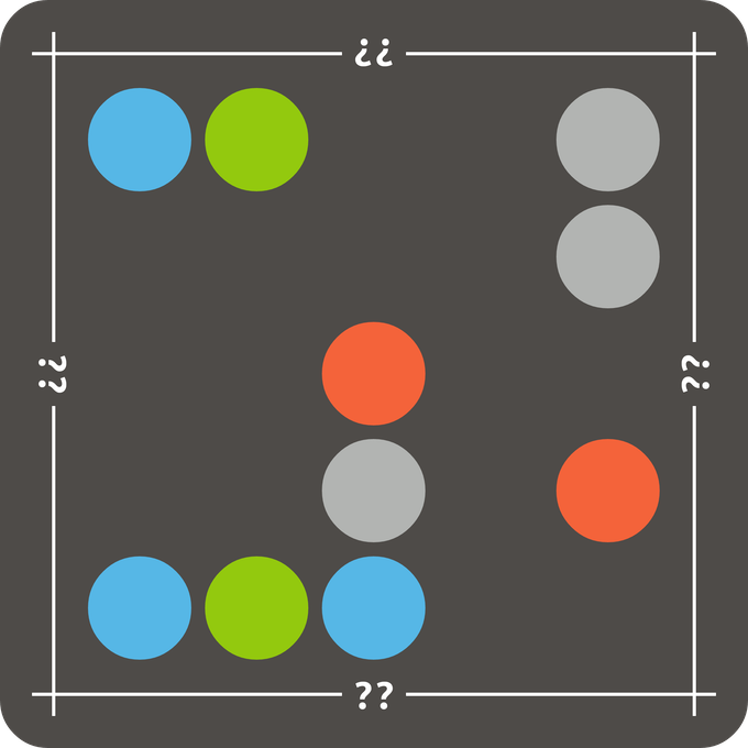 an XTREME 5x5 empty puzzle grid