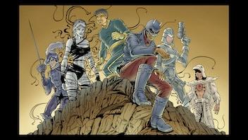 The Shadow Watchers #1