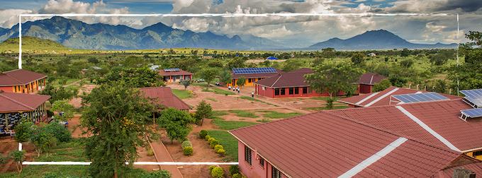 SEGA Girls School in Tanzania