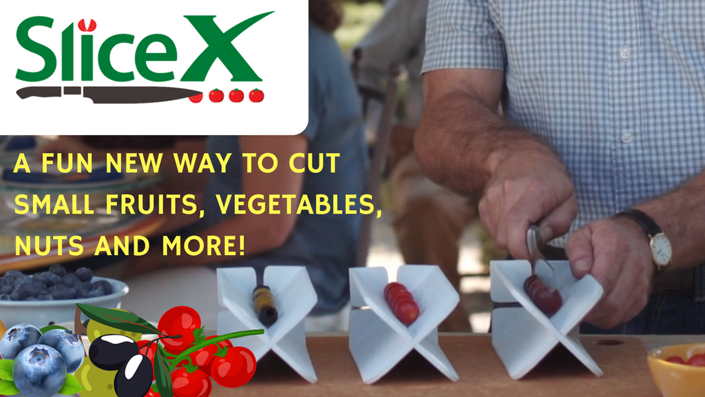 SliceX: A New Kind of Kitchen Cutting Board project video thumbnail