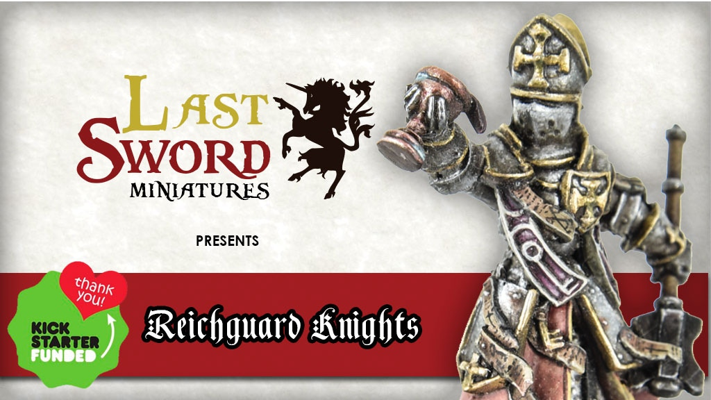 Reichguard Knights project video thumbnail